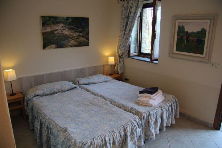 B&B Cà di Brigaschi - Andagna - Bed & Breakfast