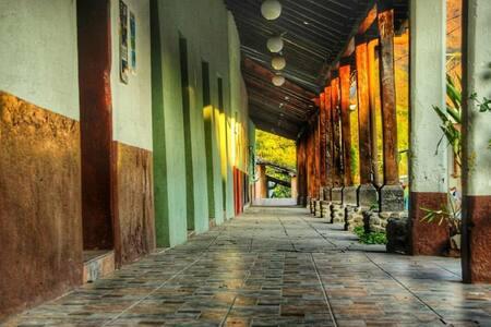 Estancia Rural Las Golondrinas.