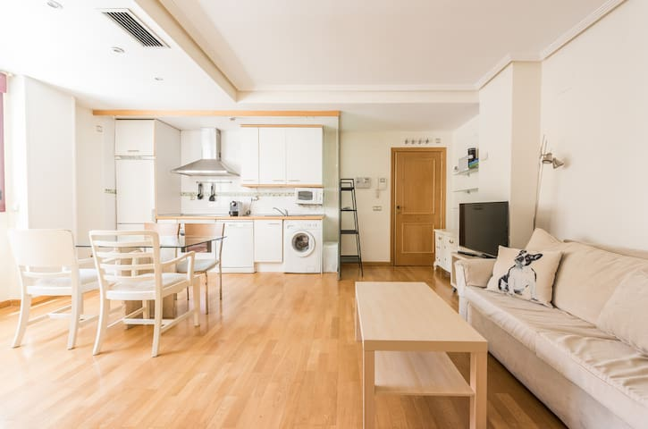 Apartment with Pool in Madrid Financial District - Madrid - Apartemen