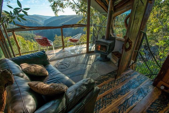 Treehouse  Blue Mountains