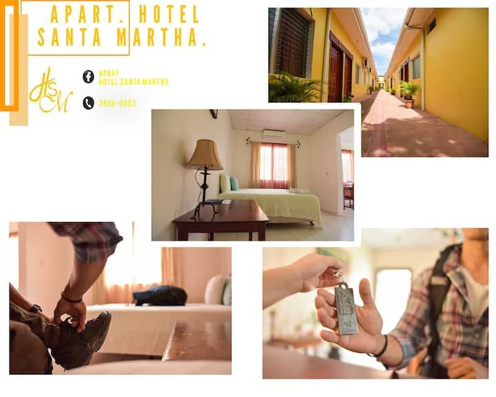 Aparthotel Santa Martha