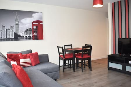 Luxury 1 bed apartment @The Hub, Milton Keynes