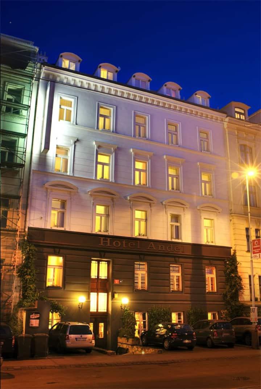 Hotelový pokoj v centru ideální pro pracovní cesty