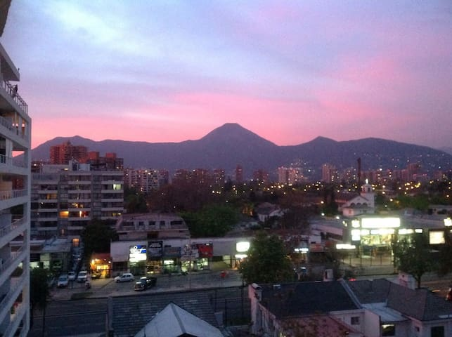 Beautiful apartment with nicest view in Las Condes - Las Condes