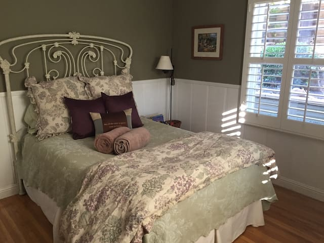 Your Quiet Cottage near Disneyland - Fullerton - House