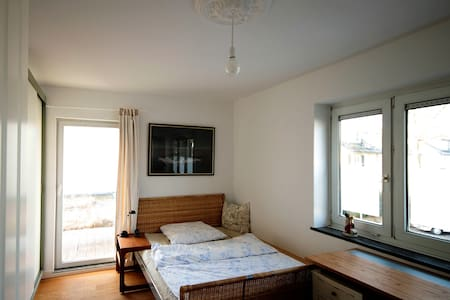 Zimmer 2 in  gemütlichem, kleinen Reihenhaus - Krefeld