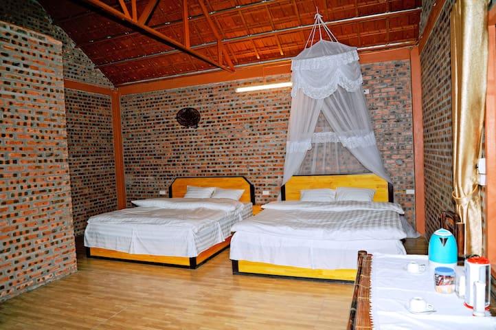 Trang An Lotus Lake Homestay room 7