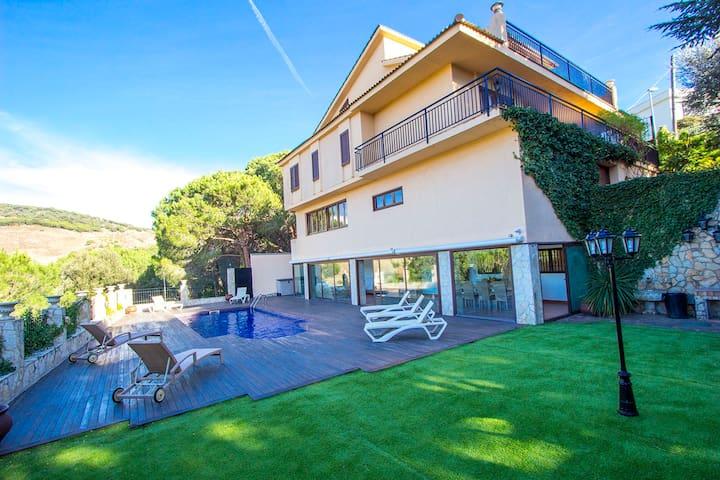Villa Sant Pol 1Km to beach! - Sant Pol de Mar - Casa