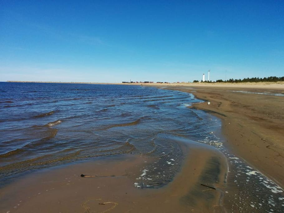 mökki meren rannalla vuokra Pietarsaari