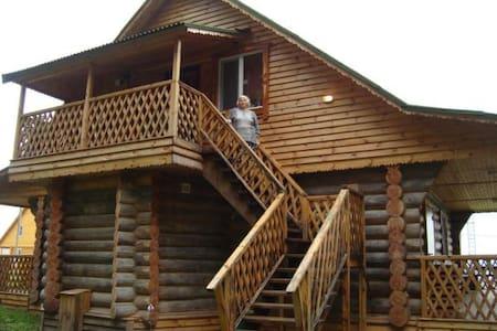 Дом на природе (верхний номер 5-ти местный)