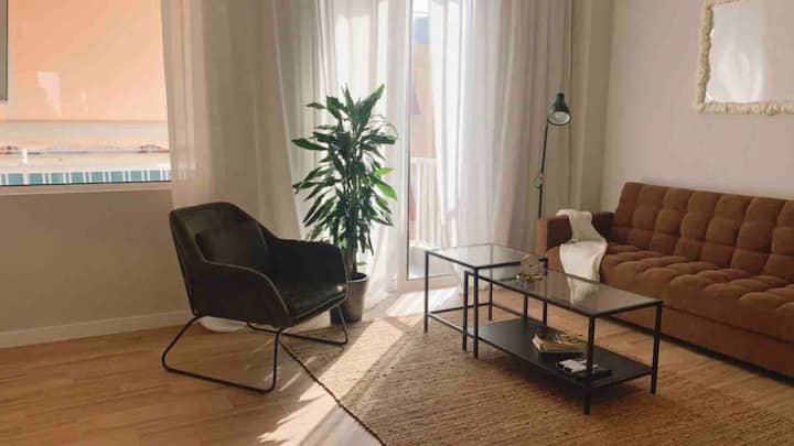 Babi || luxury apartment in Piraeus