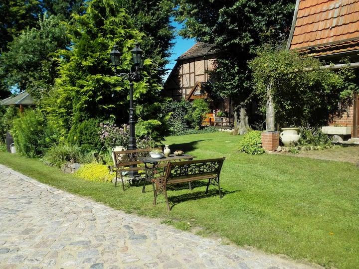 Fewo 1 im Forsthaus bei Schwerin