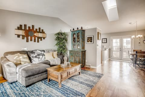 Gateway to the Rockies | Easy Access to Downtown