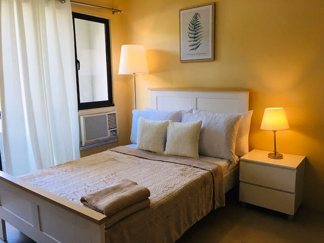 Classic style at One Oasis Condo Cebu City | WIFI