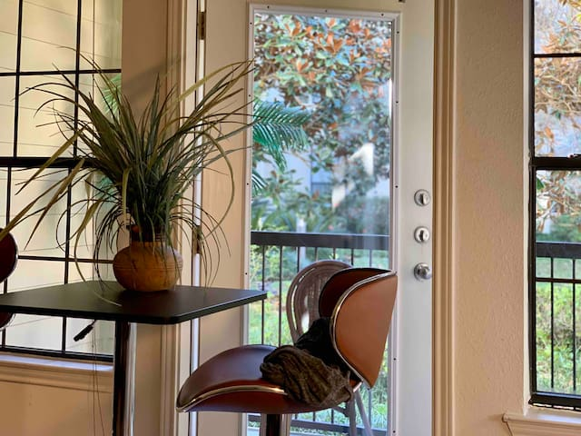 SPACIOUS Condo 1st level COURTYARD Limited Avail.