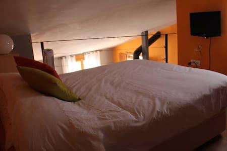 Ático - Apartamentos Celtíberos Segorbe - Segorbe - Apartemen