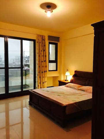 Gaomei wetlands. Romantic Queen Suite
