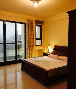 Gaomei wetlands. Romantic Queen Suite - Qingshui District