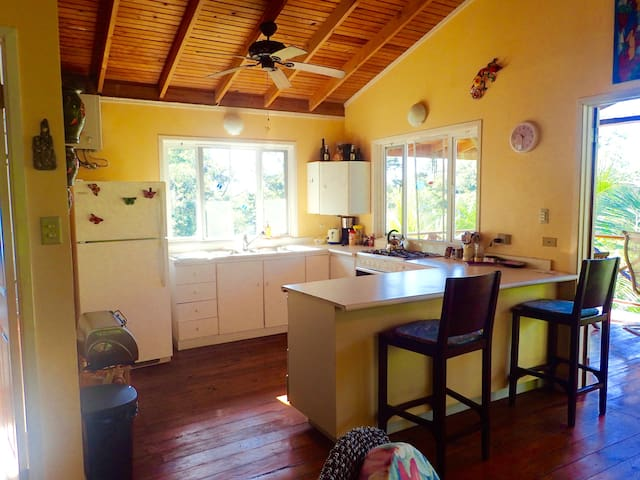 Casa de la Loma, Vista Linda #3 - Bocas del Toro Province - Huis