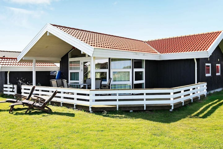 Classic Holiday Home in Nordborg With Sauna