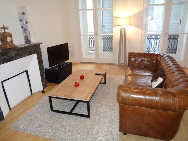 L'Annexe du Centre quartier de shopping - Pau - Appartement