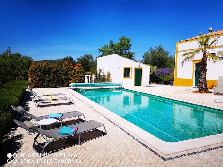 Authentic villa in Boliqueime