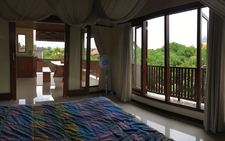 Home in charming Balinese  compound - Ubud - Apartment