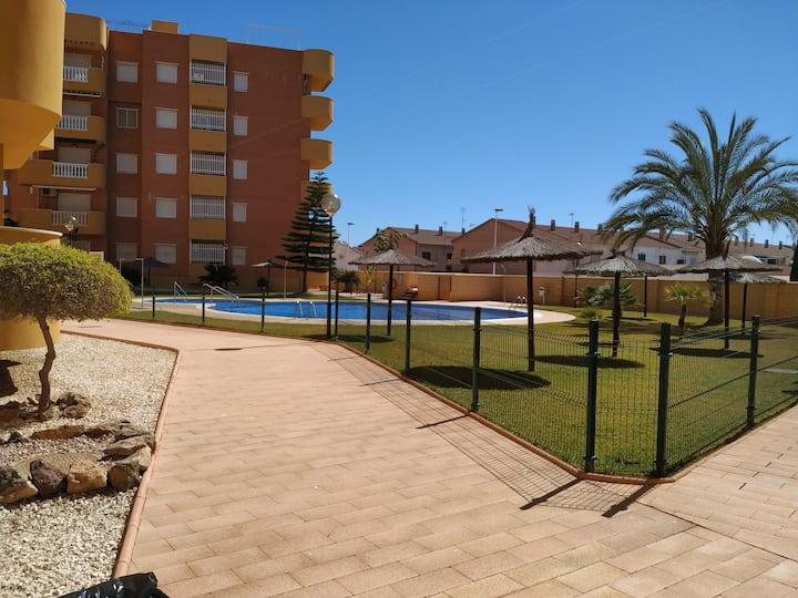 Residencial Puerto Jardín con A/A