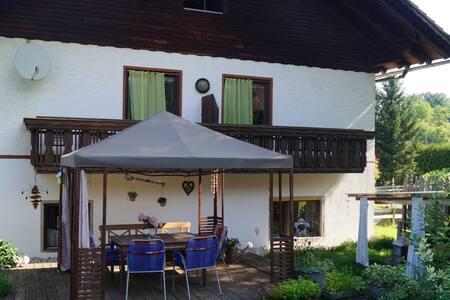 Gemütlicher Urlaub auf einem richtigen Bauernhof