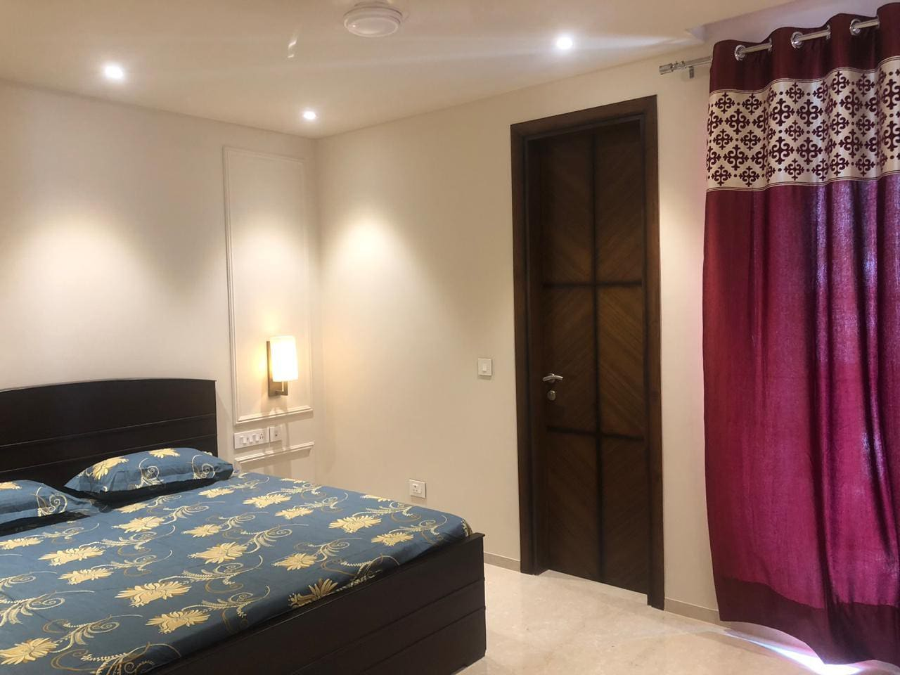 Private Room with All Locks and Full Privacy