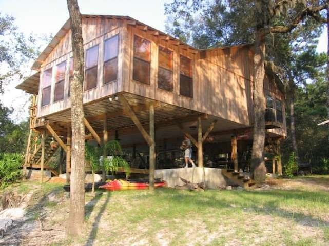 Satilla River House- GETAWAY! - GA - Bed & Breakfast