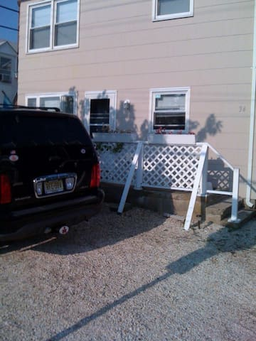 Ocean Block Home in the Lavallette Area - Weekly - Lavallette - Casa