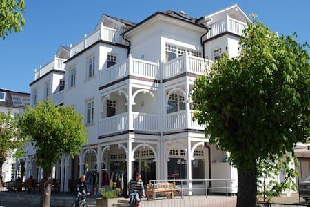 Villa Laetitia Wohnung 16 - Sellin - Leilighet