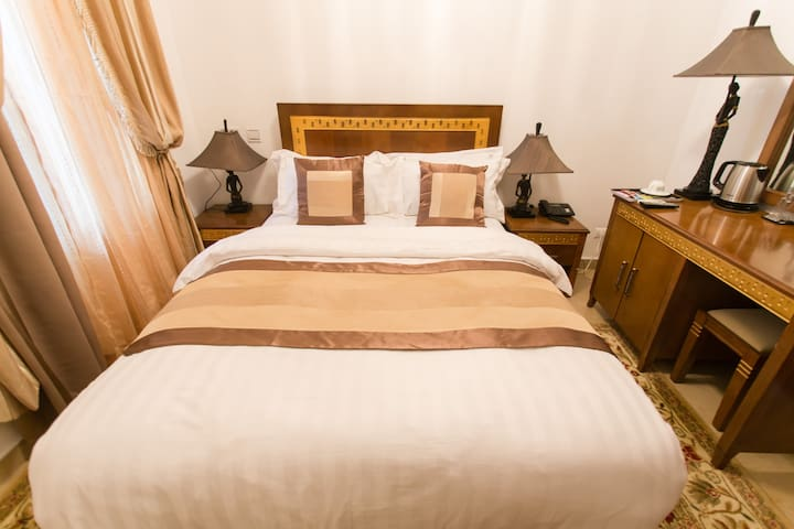 Chambres Lit 2 places (Hôtel Le Jomonia)