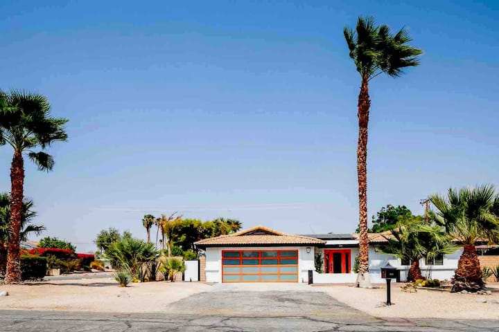The Palm Springs House.