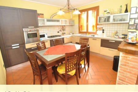 Villa Filippo-  stanze - Meazzi - Rumah