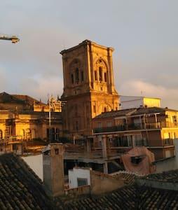 Ático junto a la Catedral - Granada - Pis