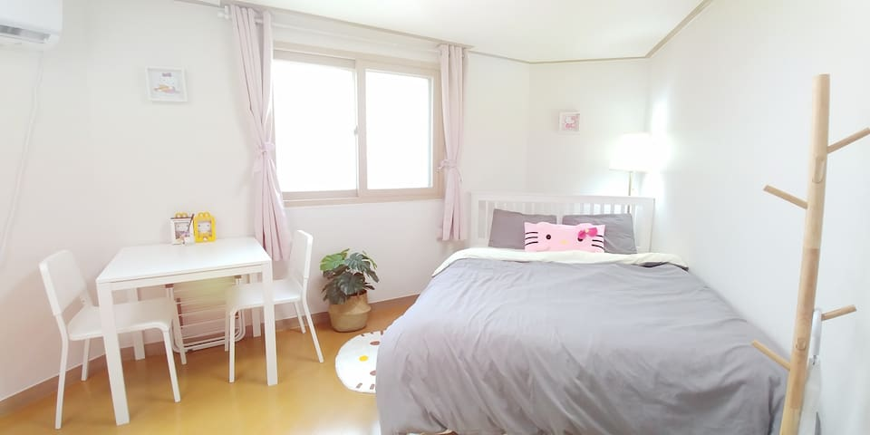 [OPEN SALE-7] Yongsan Stn 1Min, Private Room