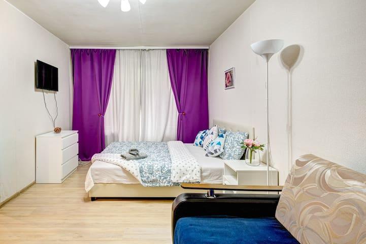 Apartment Marshala Rybalko 14k3