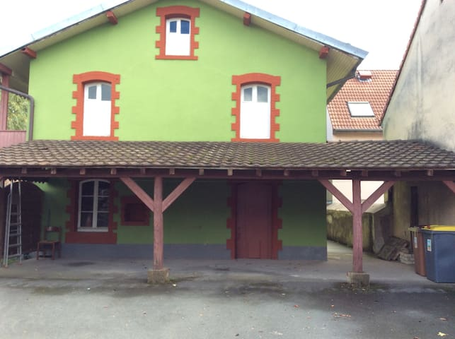 Dépendance maison de maître Loft