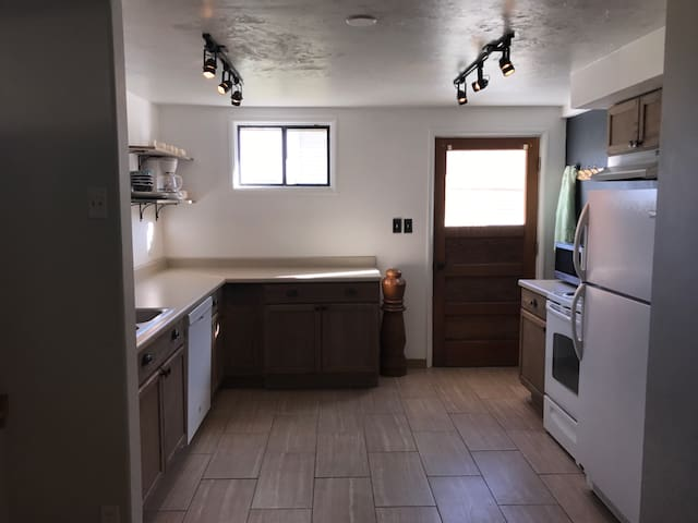 Quaint, clean apt, great location - Bozeman - Huoneisto