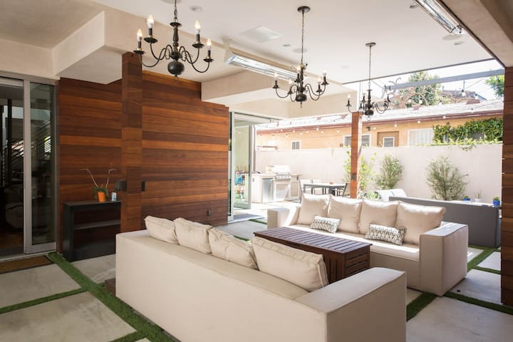 Luxury living in the most desirable WeHo location! - West Hollywood - Casa de huéspedes