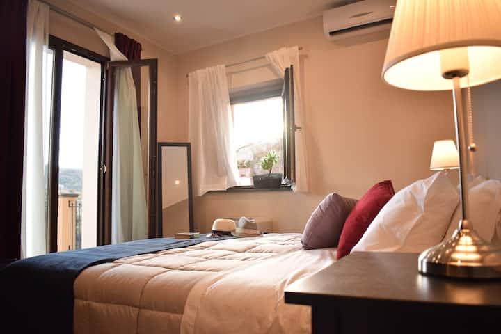 Cento Tarì Guest House - Stanza Bordeaux