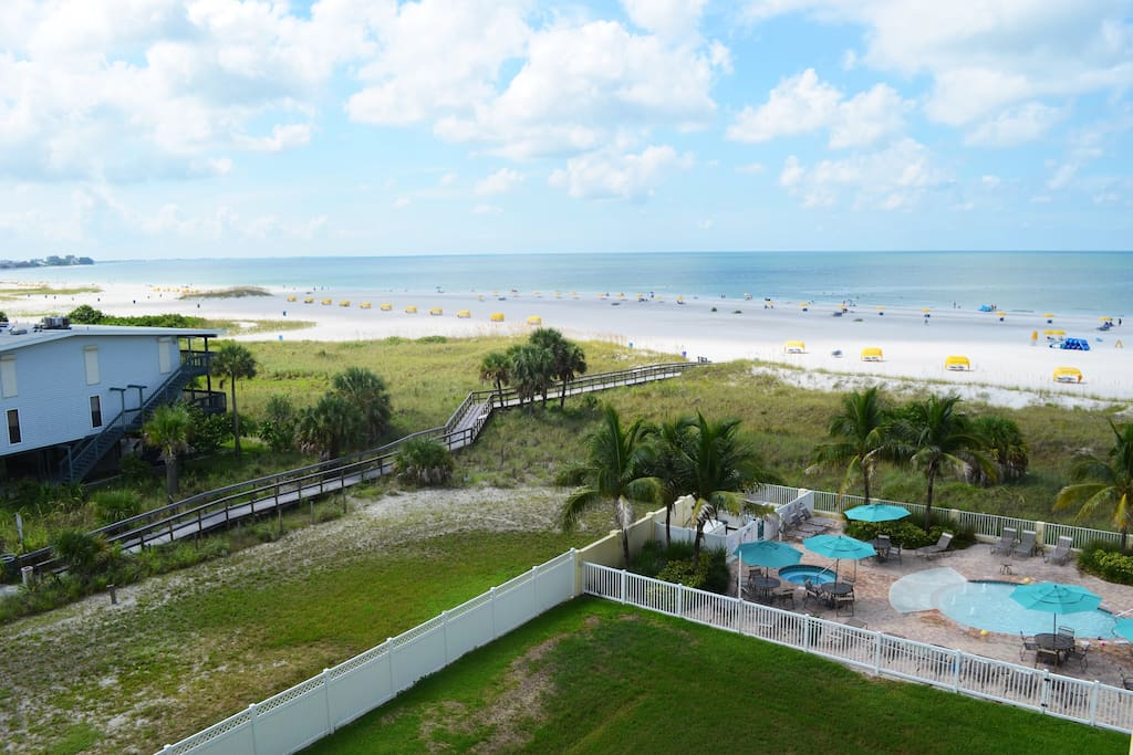 Sandcastle Realty Treasure Island Florida