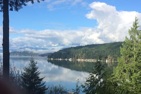 The Narrows on Hood Canal at Union - Union - 独立屋