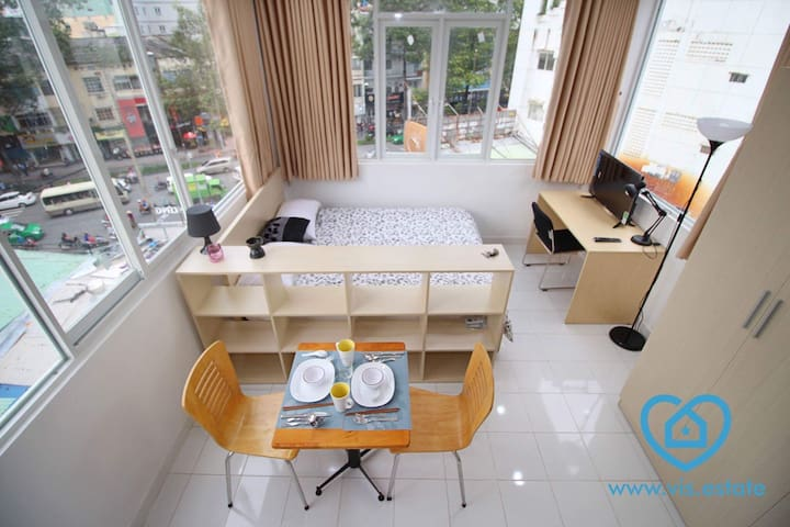 Top apartment for rent with perfect location - Ho-Chi-Minh-Stadt