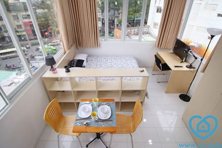 Top apartment for rent with perfect location - Ho Chi Minh City