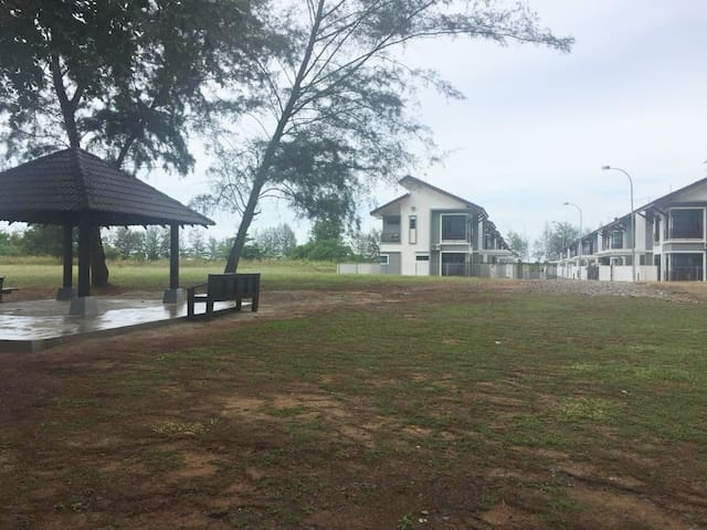 Desaru Pengerang Johor Semi-D  Beach Villa
