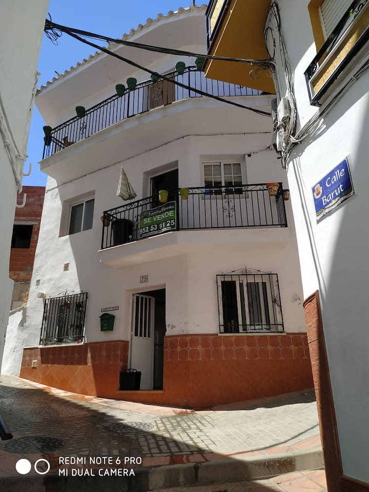 Large townhouse Torrox Pueblo