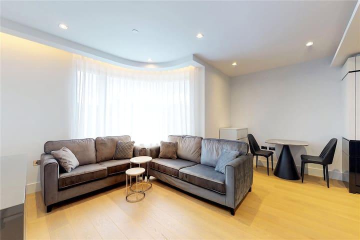 Riverside 1 bedroom luxurious apartment - Big Ben
